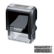 Trodat ID Protection Stamp Self-Inking (46mm x 18mm)